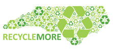 Recycle More NC Logo